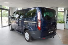 FORD Tourneo Custom Econetic technology